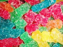 Osos gomosos coloridos Imagenes de archivo