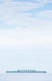 Łososia gospodarstwo rolne Zdjęcia Royalty Free