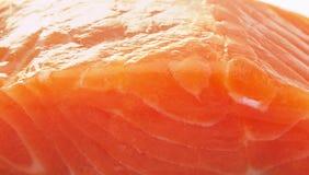 Łososiowa tekstura Zdjęcie Stock