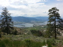 Osoyoos Photographie stock