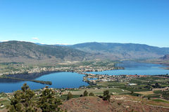 Osoyoos, British Columbia Stock Photography