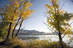 Osoyoos Lake Royalty Free Stock Images