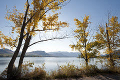 Osoyoos Lake Royalty Free Stock Image
