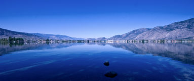Osoyoos Lake Stock Photo
