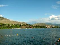 Osoyoos Lake, British Colombia, Canada Royalty Free Stock Image