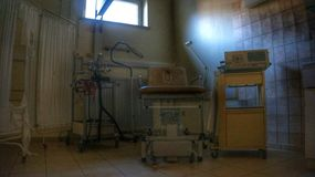 Ospedale Immagine Stock