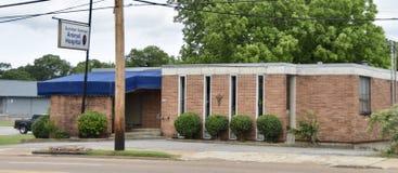 Ospedale animale del viale di estate, Memphis, TN immagine stock libera da diritti