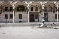 Ospedale degli Innocenti佛罗伦萨 免版税图库摄影