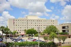 Ospedale dei veterani a Tampa immagine stock libera da diritti