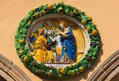 Ospedale del Ceppo - Pistoia Itália Fotografia de Stock Royalty Free