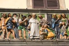 Ospedale del Ceppo - Pistoia Italië Stock Foto's