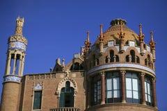 Ospedale di Barcellona Fotografie Stock