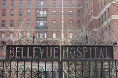 Ospedale di Bellevue Immagini Stock