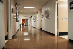 ospedale di corridoio Immagini Stock