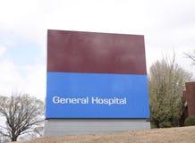 Ospedale Generale immagini stock