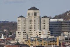 Ospedale Generale di Allegheny Fotografie Stock