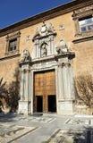 Ospedale reale, Granada, Andalusia, Spagna fotografia stock libera da diritti