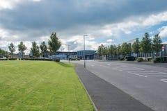 Ospedale Scozia di Girvan fotografie stock