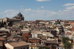 Ospedale Tavera a Toledo Fotografia Stock Libera da Diritti