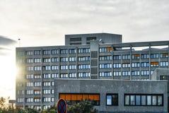 Ospedale urbano a Berlino Fotografia Stock