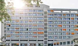 Ospedale urbano a Berlino Fotografie Stock