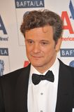 Colin Firth Fotografie Stock