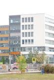 Osram building Stock Photo