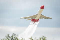 OSRL Boeing 727 Stockfoto