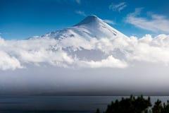 Osrono Volcano in Chile stock image