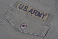 Oss armélikformig Arkivbild