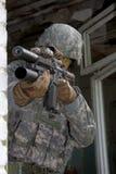 Oss soldat Arkivfoton
