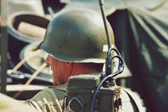 Oss soldat Arkivbild