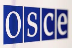 OSSE royaltyfri bild