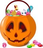 Ossequi di Halloween Fotografie Stock