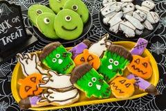 Ossequi di Halloween fotografia stock libera da diritti