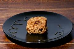 Ossequio dolce del riso coreano sulla tavola Immagini Stock Libere da Diritti