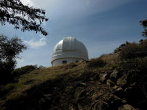 osservatorio Fotografia Stock