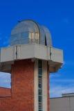 Osservatorio astronomico Fotografia Stock Libera da Diritti