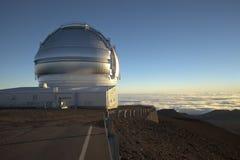 Osservatorio dei Gemini Immagine Stock