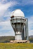 Osservatorio del assy-Turgen nel Kazakistan Fotografie Stock Libere da Diritti