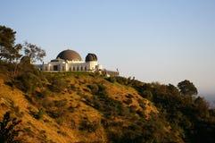 Osservatorio del Griffith Fotografie Stock