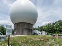 Osservatorio del mucchio di fieno di Massachusetts Institute of Technology Immagini Stock