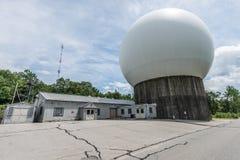 Osservatorio del mucchio di fieno di Massachusetts Institute of Technology Fotografia Stock