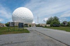 Osservatorio del mucchio di fieno di Massachusetts Institute of Technology Immagine Stock