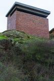 Osservatorio della seconda guerra mondiale Immagine Stock