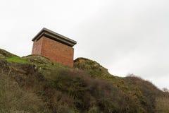 Osservatorio della seconda guerra mondiale Fotografie Stock