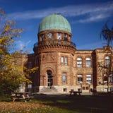 Osservatorio di dominio Fotografia Stock Libera da Diritti