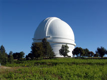 Osservatorio di Palomar Immagine Stock