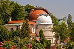 Osservatorio di Praga Fotografia Stock Libera da Diritti