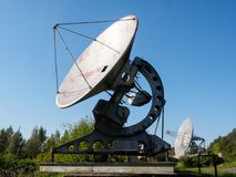 Osservatorio di Pulkovo Immagini Stock